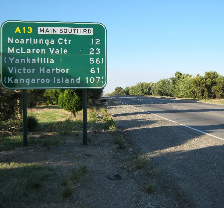 Distance To Kangaroo Island