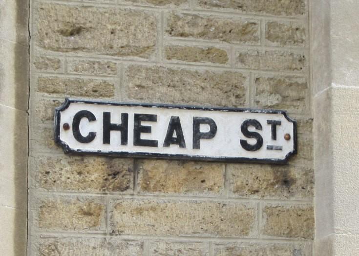 Cheap Street