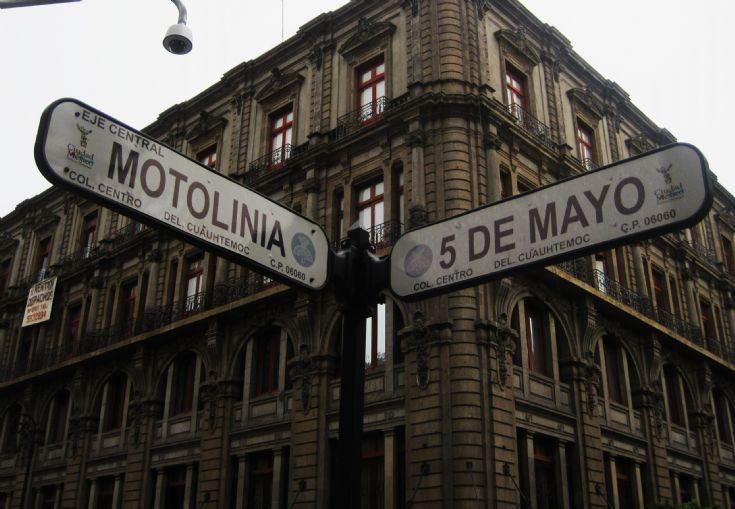 Motolinia & 5 de Mayo