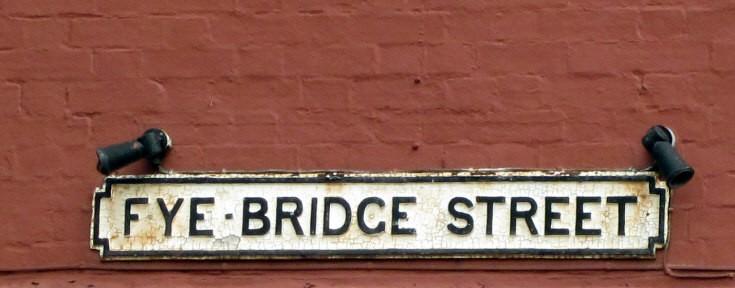 FYE - BRIDGE STREET
