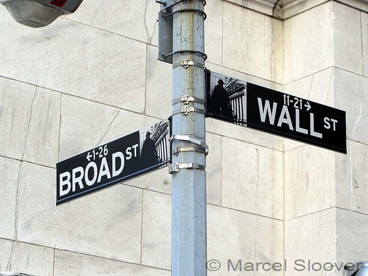 On the corner of....