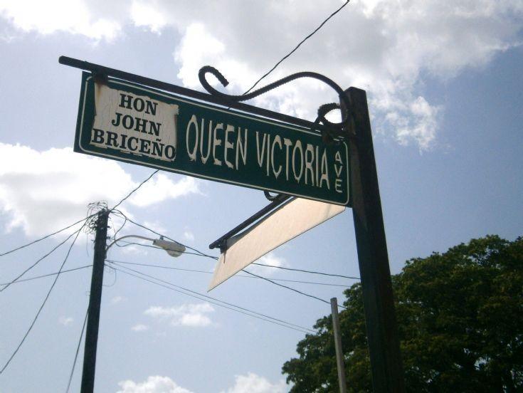 Queen Victoria avenue