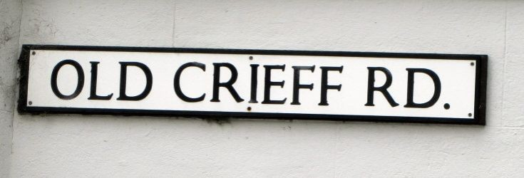 Old Crieff Rd.