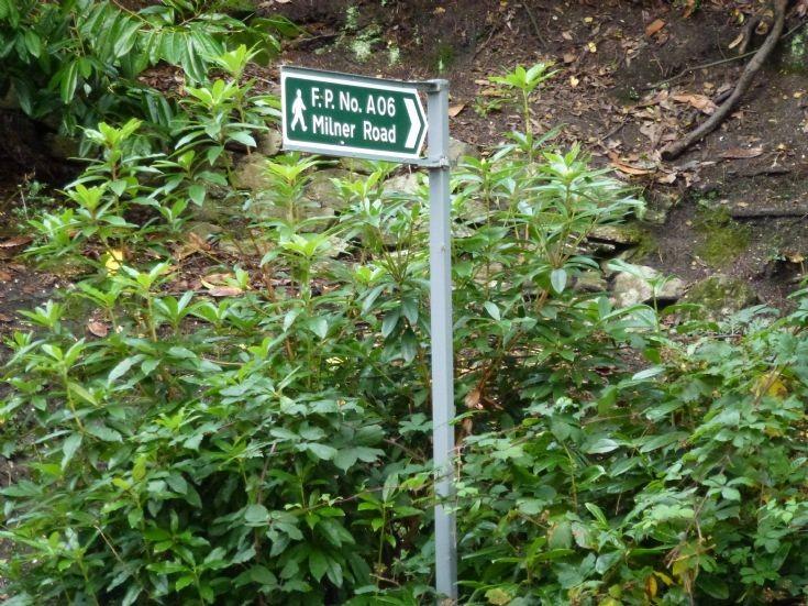 F.P. No. AO6 Milner Road