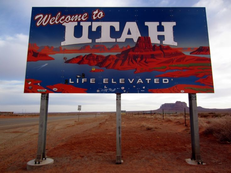 Welcome to Utah - Life Elevated