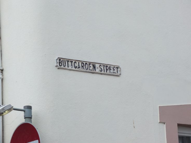 Buttgarden Street Bideford