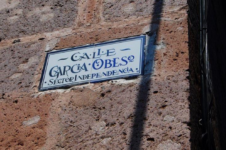 Calle Garcia Obeso