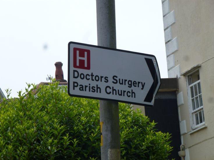 Hospital - Doctors Surgery - Parish Church