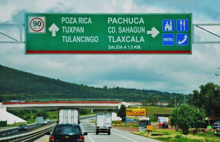 Several destinations
