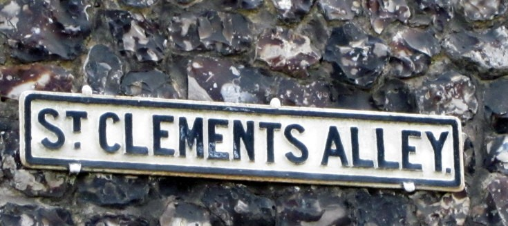 St Clements Alley