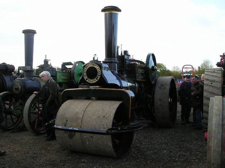 Clayton & Shuttleworth 10 Ton Road Roller