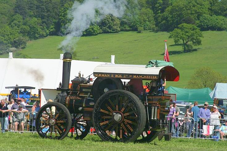 Fowler Road Loco No9279