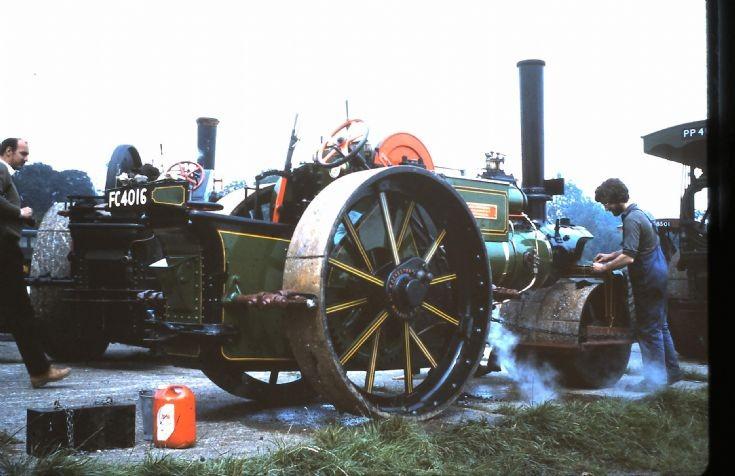 Engine FC4016