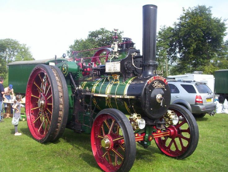 Foden Tractor