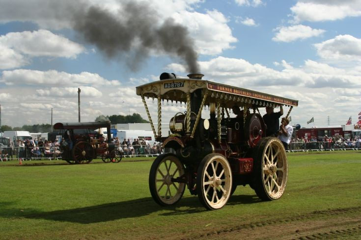 Garrett tractor No33486