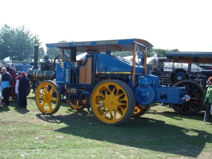 1926 Super Sentinel Two-Speed Tractor