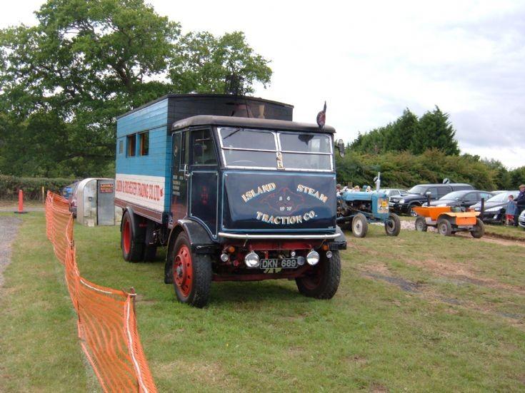 1937 Sentinel S4