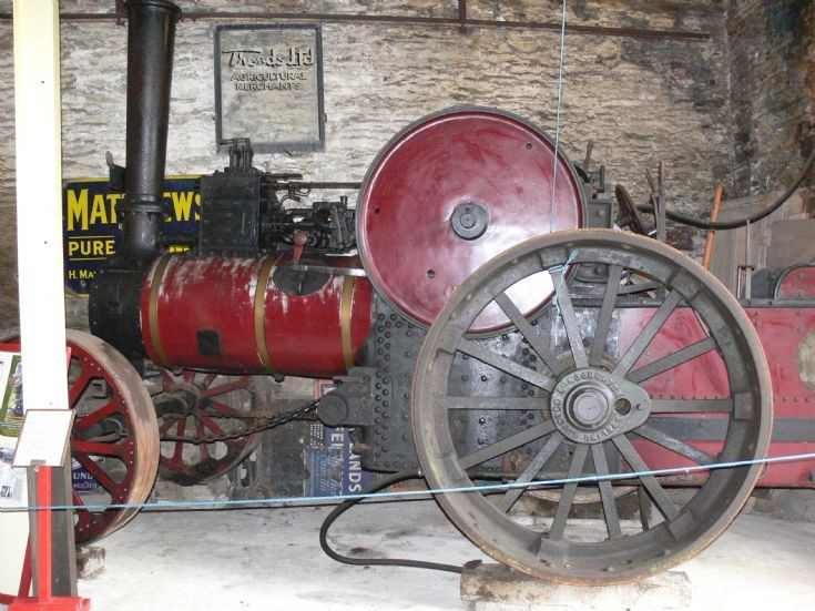 Aveling and Porter at Launceston