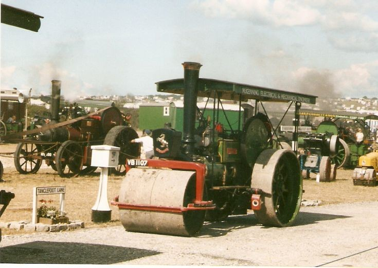 'Elsie' Rolling Out