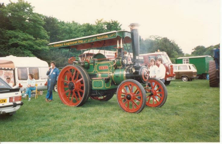 Burrell Tractor No 4083