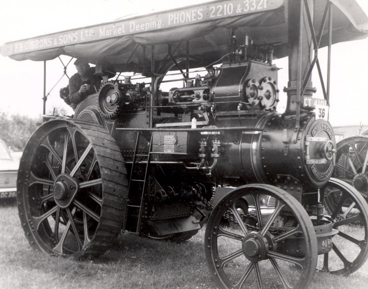 A 1910 Robey