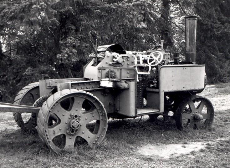 Mann Tractor No 751