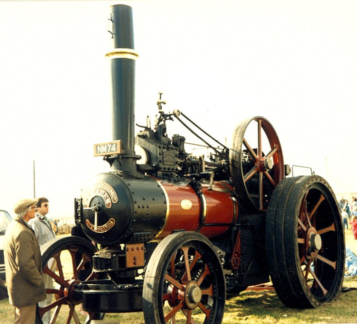 Traction Engine NM74
