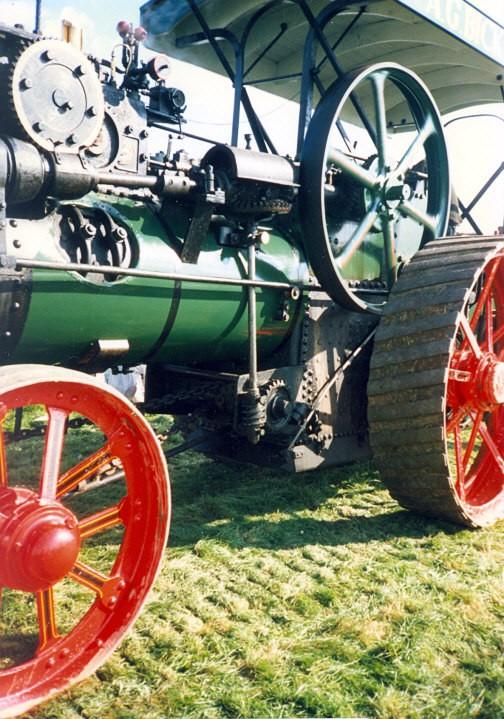 1920 built General Purpose Engine