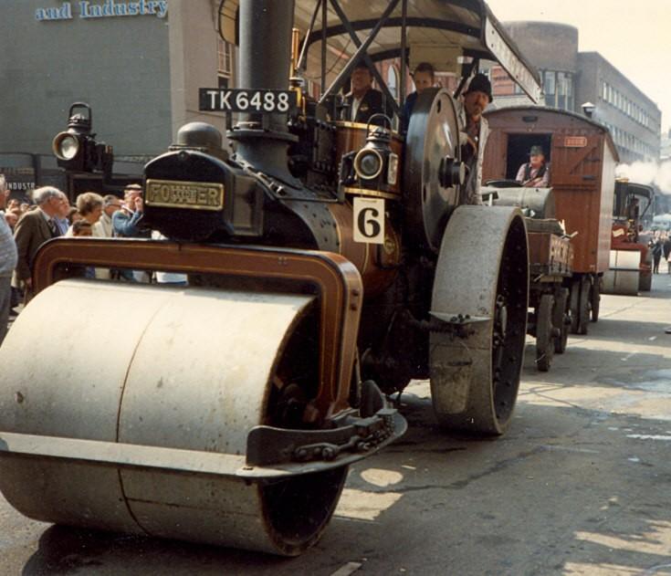 1931 Fowler Road Roller