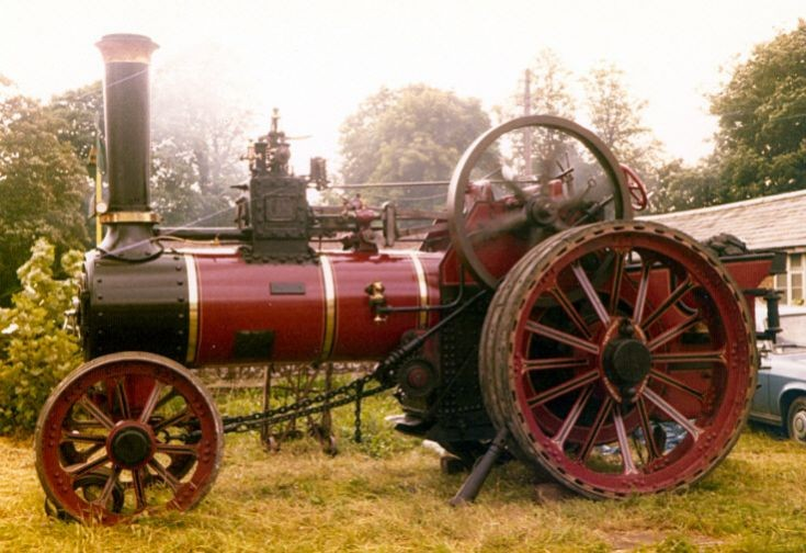 Unidentified general purpose engine