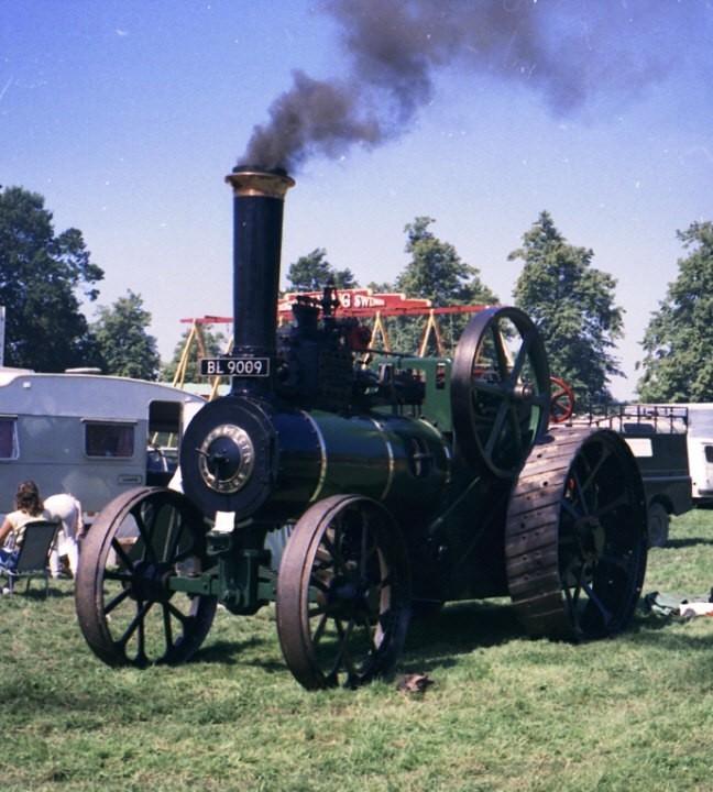 1919 Garret Agricultural