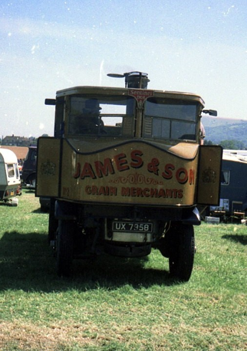 James & Son Grain Merchants