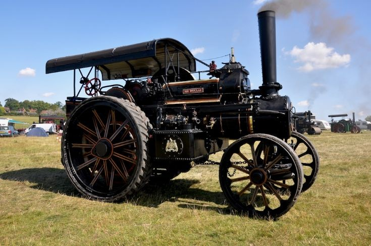 Road locomotive Sir Douglas