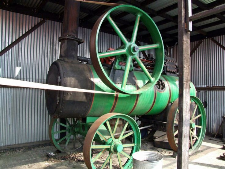 Foster Steam Engine