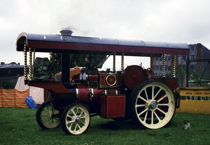 Showmans Engine