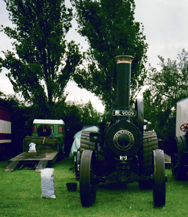 1919 built Traction Engine