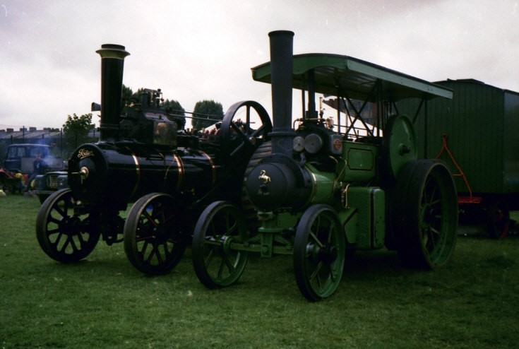 Foden and Aveling