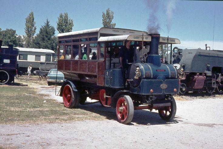 Yorkshire 1919 Omnibus
