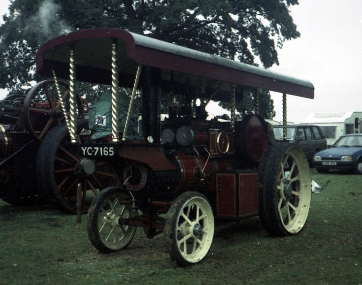 Foster Showmans Tractor