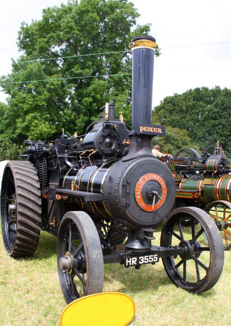 Pedler at Stoke Row Steam Rallye
