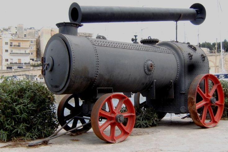 locomobile Senglea, Malta