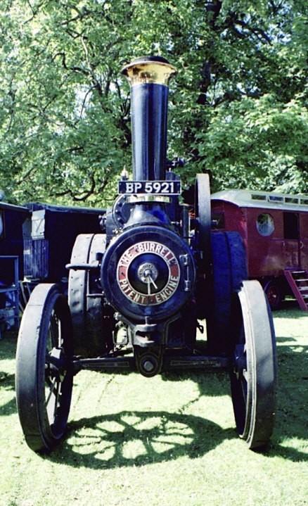 The Burrell Patent Engine
