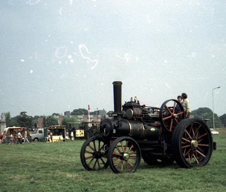 Fowler engine VF2984