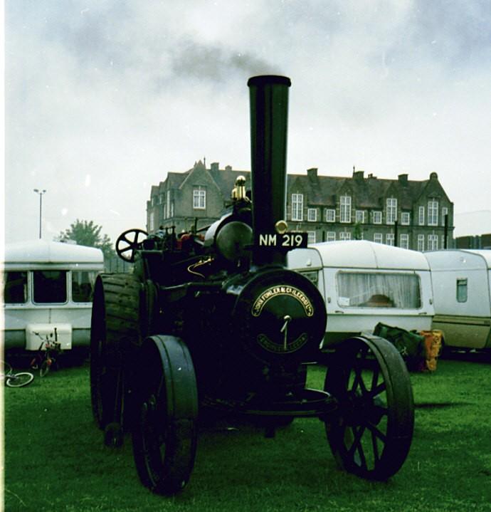 1908 John Fowler