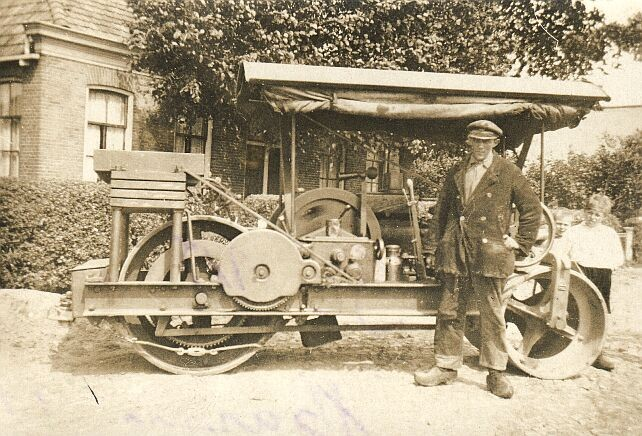 This is my dad, 1930 Holland
