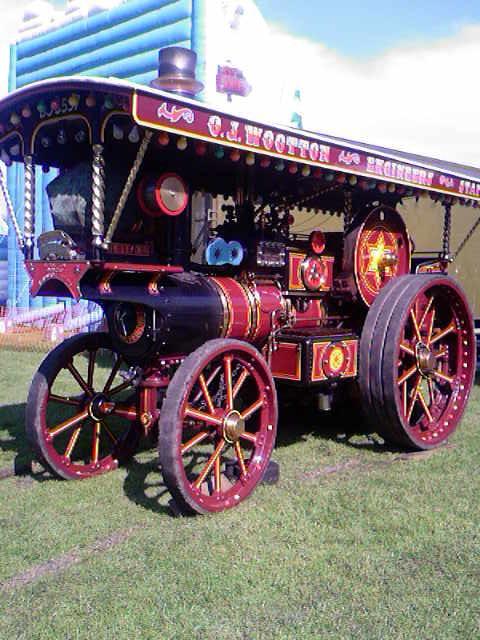 Wolverhampton Steam Show