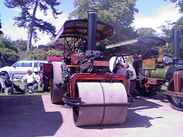 Wolverhampton Steam Show ~ BS 9191