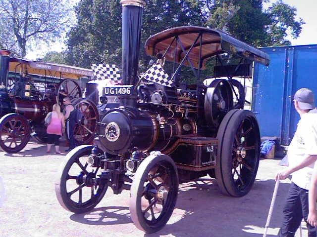 Wolverhampton Steam Show ~ UG 1496