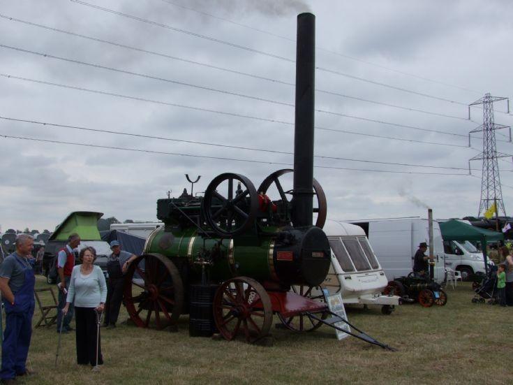 1900 Marshall Portable Engine