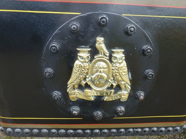 Detail photo of Fowler Road Roller